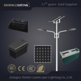 Outdoor Double Arms Motion Sensor Solar Garden LED Street Lighting