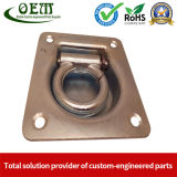 Zinc Plated Deep Drawn Stamping Parts-Door Stop Cover