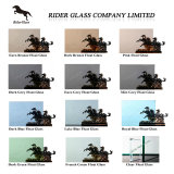 Rider 3/4/5/6/8/10/12/15/19mm Clear Float Tinted Sheet Factory Glass Manufacturer Supplier Price