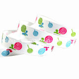 Printed Grosgrain Ribbons Wholesale (CGR-2019)