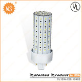UL Listed 4 Pin G24 12W LED Corn Lamp