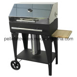 No Electricity Eco-Friendly Pellet BBQ Grill