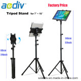 Shenzhen Manufacturer Flexible Floor Stand for iPad Easy to Install
