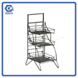 Wholesale Metal Candy Snack Display Shelf for Surpermaket