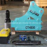Cthb30 530 Side Type Hydraulic Breaker Suit for Any Brand 2.5-4.5t Jcb Excavator