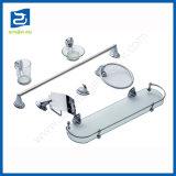 Zinc Set Accessories Bath 5 Pieces Metal Bathroom Fitting