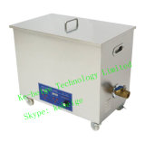38L 720W Glass Lens Ultrasonic Instrument Cleaner with Digital Timer and Heater