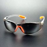 Indoor/Outdoor Lens Ce En166 Approved Safety Glasses with Pad (SG102)