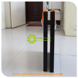 Black Color/PE with Rubber Crane Outrigger Plate/HDPE Outrigger Pad Cheap Price
