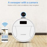 Smart Floor Sweeper Wet Wipes Wet and Dry Vacuum Cleaner with WiFi Camera APP