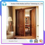 Finished MDF Hot Selling Cheap Security Wood Door