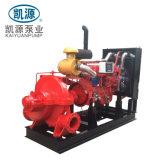 Large Flow Fire Fighting Water Supply Equipment Diesel Water Pump