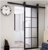 Made in China Hotel Project Barn Glass Sliding Door Prices