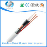 Coaxial Cable with Power CCTV Wire Manufacture Price