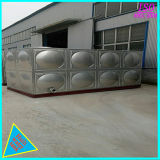 High Quality Food Level and High Difficult Ramming Formation Craft Stainless Steel Water Tank