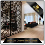 Laser Cut Stainless Steel Aluminum Room Partition Screen