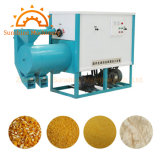 500kg/H Maize Peeling Corn Grits Flour Corn Grits Making Machine