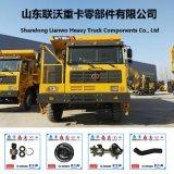 Truck Spare Parts Mt86 HOWO Spare Part Engine Part Gear Box Part Dump Truck
