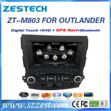 Zestech Auto Radio Car DVD for Mitsubishi Outlander 2006-2012