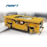 Towed Cable Powered Transportation Platform for Metal Sheet