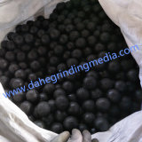 Dia. 17mm-130mm High Chrome Grinding Media Casting/Casted Steel Ball for Ball Mill