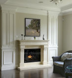 Fp009 Marble Fireplace Surround Economy Fireplace Micro Simple Fireplace