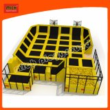 Trampoline Supplier 20FT Jumping Mat Hot Selling Small Kids Gymnastic Indoor Trampoline Park Equipment