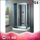 K-7046 Acrylic Steam Room, Combined Bath Shower, Wet Steam Room for Sale