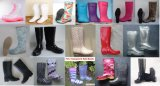 Various Women PVC Rain Boots, Lady Transparent Rain Boot, Fashion Rain Boot