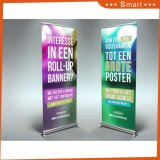 Outdoor Advertising Display 80*200cm Roll up Banner Stand