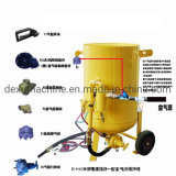 Factory Price of Wet Type Surface Cleaning Tools for Oil Tank/Steel Structure/Bridge Renovation