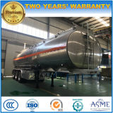 45kl Tank Truck Trailer 304 Stainless Steel Tanker Semi Trailer
