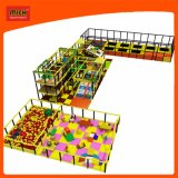 Indoor Play Area Games with Trampoline