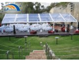 10m Clear Span Transparent Roof Luxury Marquee Event Tent for Rental Sales