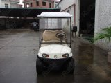 Good Price 4 Seater Mini Electric Vehicle Car with Cargo Box with Ce Certificate for Sale