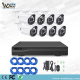 Wdm CCTV 8CH Home Security IP Cameras 2.0MP Resolution Poe NVR Kits Alarm Systems