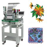 Ce Certificate Automatic Computer One Head Compact Laser Cutting Computerized Embroidery Machine Price