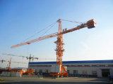 Slef-Erecting Tower Crane Qtz63 Tc5013-Max. Load: 6t/Jib 50m/Tip Load: 1.3t