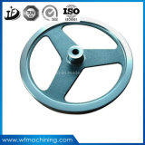 15kg Inertia Trigeminal Large Cast Iron Flywheel/Ring Gear Flywheel