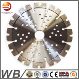 Laser Welding Diamond Saw Blade for Cutting Construction Materials and Concrete