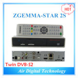 New Arrival Zgemma-Star 2s with Twin DVB-S2 Tuner Satellite Receiver