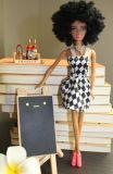 Fashion Black Girl Doll City Shopper African-American Doll