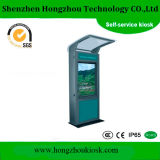 Outdoor Ground Standing Information Kiosk for Advertisement