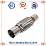 2*8*12 Inch with Nipple Exhaust Flexible Pipe
