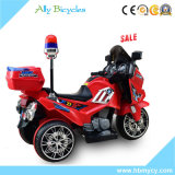 Wholesale Auto Police Motorcycle Parts Boys Toy Vehicle Police Electric Motorcycle