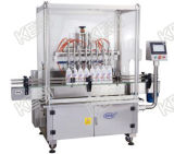 8 Heads Linear Piston Filling Machine-Linear Filling Line (YBG)