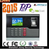 Economical Employee Time Attendance Machine Punch Card/Pin/Fingerprint Time Attendance