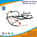 Customized Wire Harness Cable Assembly with Male Connector