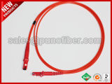 MTRJ to MTRJ Fiber Optic OM2 Multimode Patch Cord Zipcord Cable