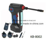 Tire Inflator Gun Air Tools with Emergency LED Light, Vehicle Tools Inflation Gauge, Tire Pressure Gauge